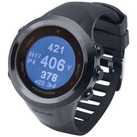 Voice Caddie T2 GPS Tracker and Golf Watch