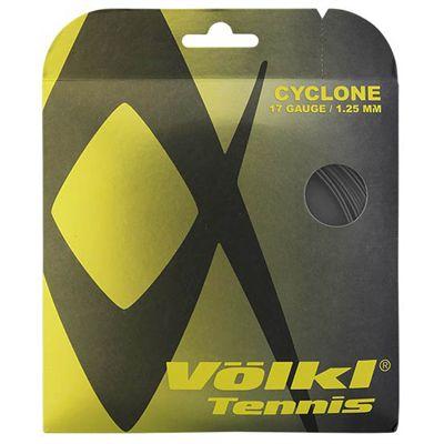 Volkl Cyclone Tennis String Set 1.25mm - Black