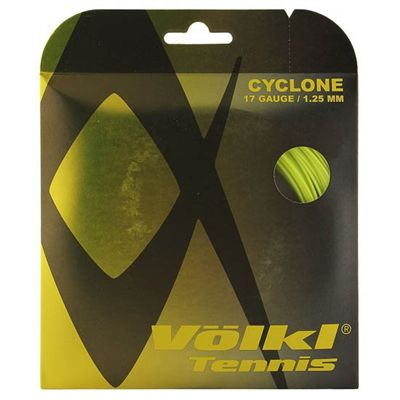 Volkl Cyclone Tennis String Set 1.25mm - Yellow