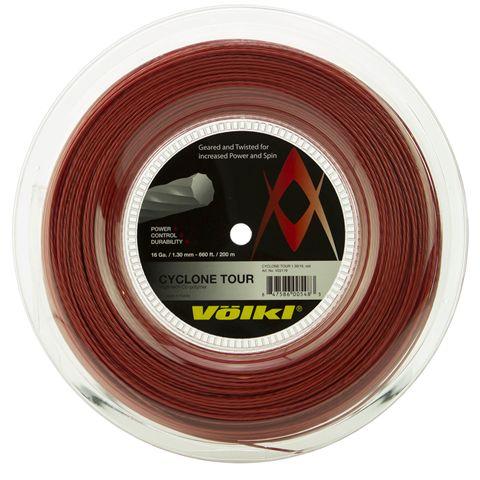 Volkl Cyclone Tour Tennis String - 200m Reel