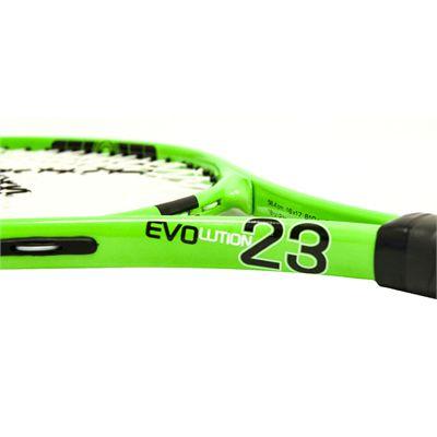 Volkl Evo 23 Junior Tennis Racket - Side View
