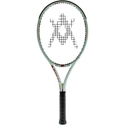 Volkl Organix 6 Super G Tennis Racket Front View