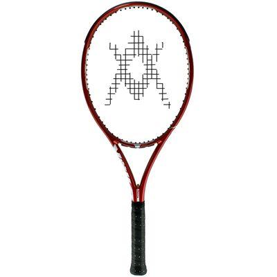 Volkl Organix 8 300g Super G Tennis Racket Front View