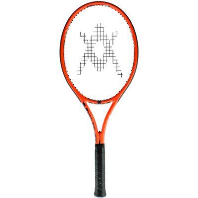 Volkl Organix 9 Super G Tennis Racket Front View