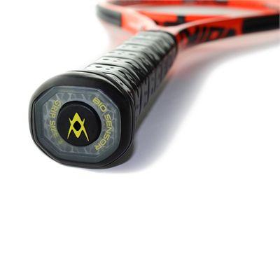 Volkl Organix 9 Super G Tennis Racket Grip View
