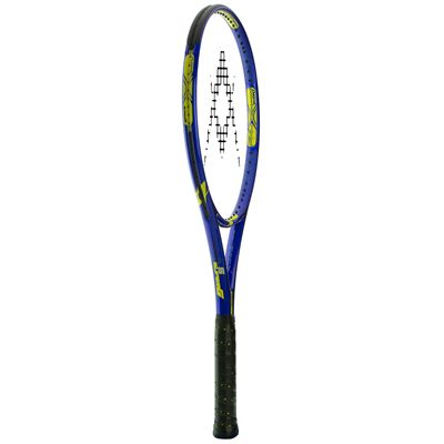Volkl Organix Super G 5 Tennis Racket - Side