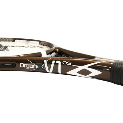Volkl Organix V1 Oversize Tennis Racket - Side View