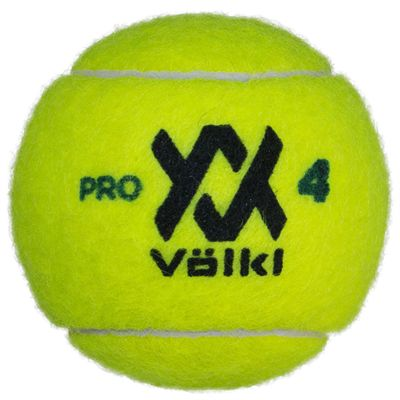 Volkl Pro Tennis Balls - Tube of 4 - Ball