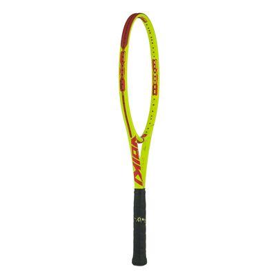Volkl Super G 10 Mid 330g Tennis Racket-Brand Side