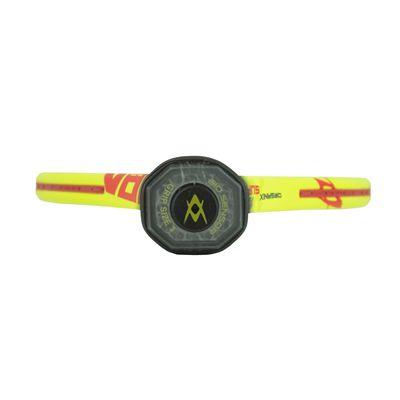 Volkl Super G 10 Mid 330g Tennis Racket-Cap