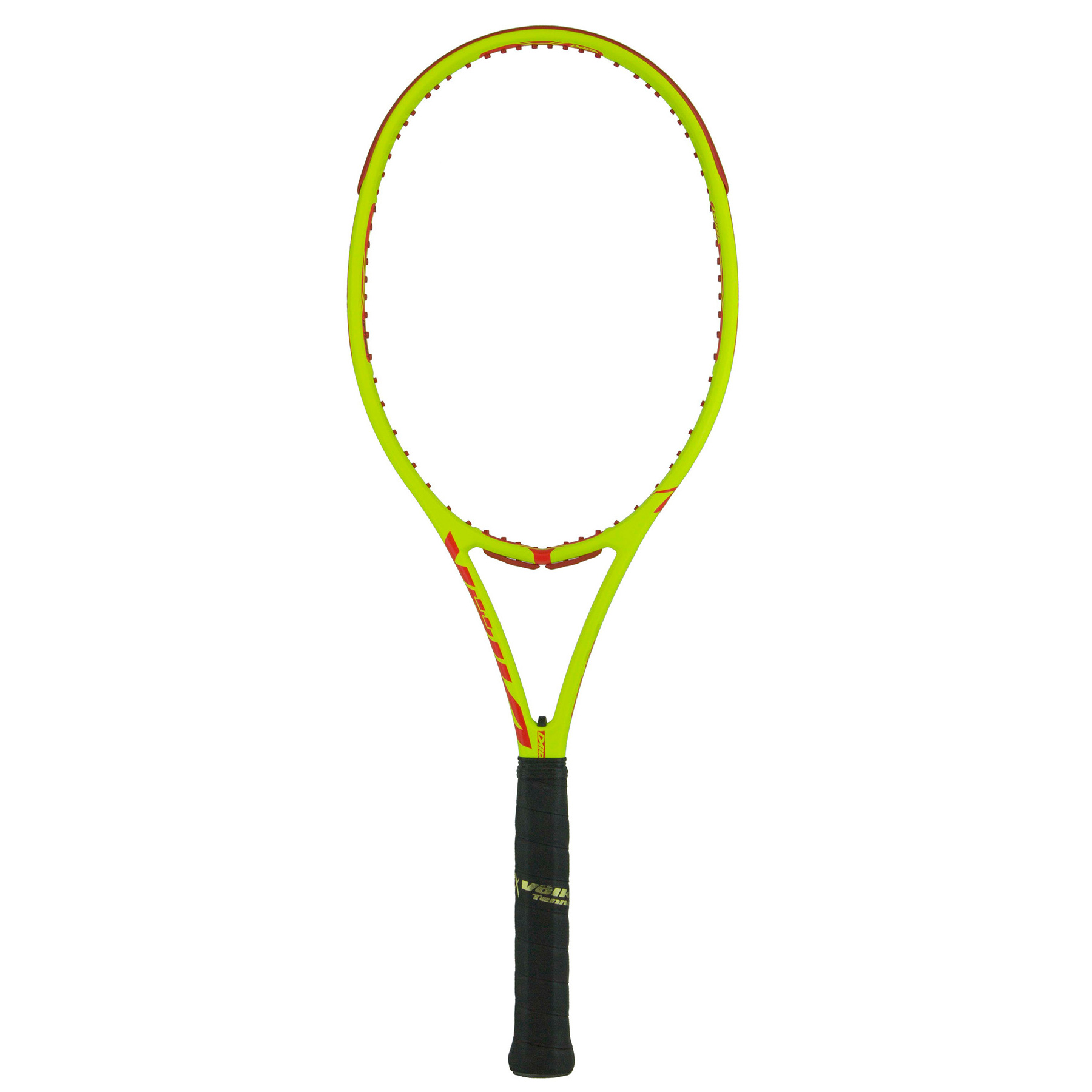 Volkl Super G 10 Mid 330g Tennis Racket  Grip 2