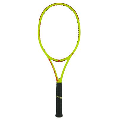 Volkl Super G 10 Mid 330g Tennis Racket-Front