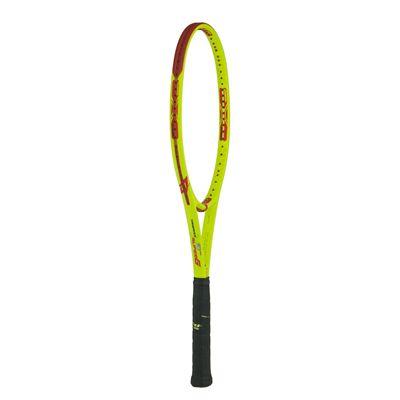 Volkl Super G 10 Mid 330g Tennis Racket-Model Side