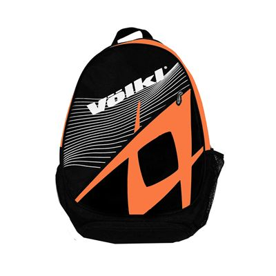 Volkl Team Backpack - Orange and Black