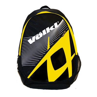 Volkl Team Backpack - Yellow and Black