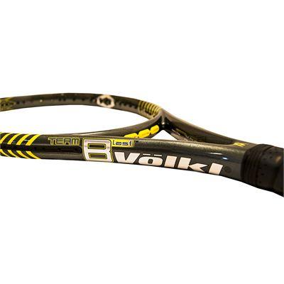 Volkl Team Blast Tennis Racket - Side View
