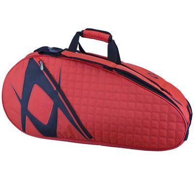 Volkl Tour Combi 6 Racket Bag - Red/Black
