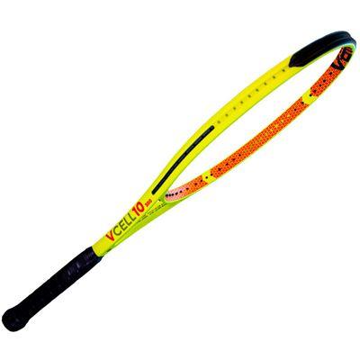 Volkl V-Cell 10 300 Tennis Racket - Angle