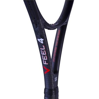 Volkl V-Feel 4 Tennis Racket - Side1
