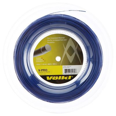 Volkl V-Pro Tennis String - 200m Reel 1.18