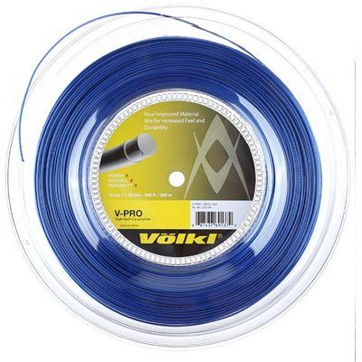 Volkl V-Pro Tennis String - 200m Reel 1.28