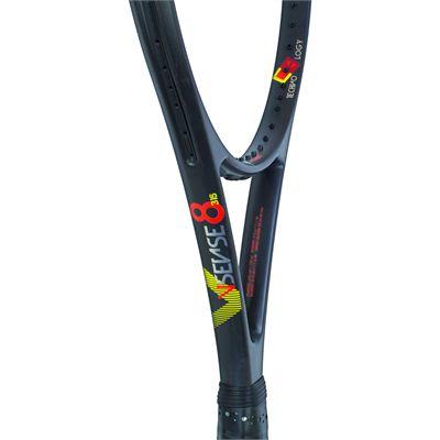 Volkl V-Sense 8 315g Tennis Racket-Throat