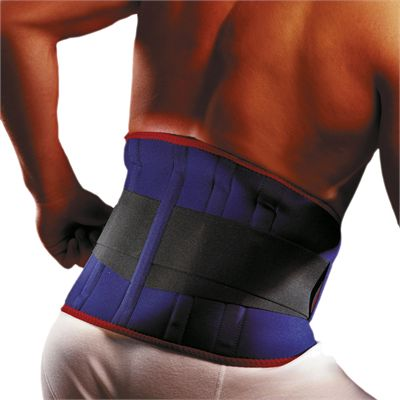 Vulkan Back Brace Support With Stays