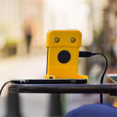 WakaWaka Power Plus Solar Powered Charger - Yellow4