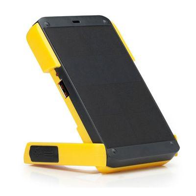 WakaWaka Power Plus Solar Powered Charger - Yellow