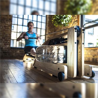 WaterRower A1 Home Rowing Machine - Lifestyle1