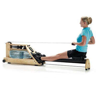 WaterRower A1 Studio Rowing Machine - In Use