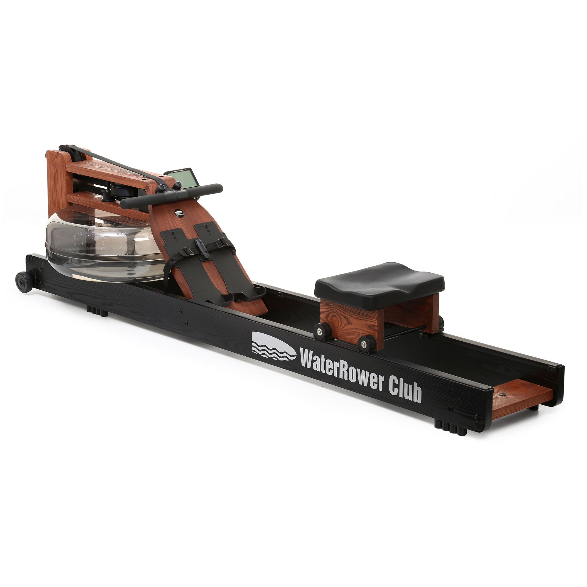 Waterrower club rowing machine with s monitor