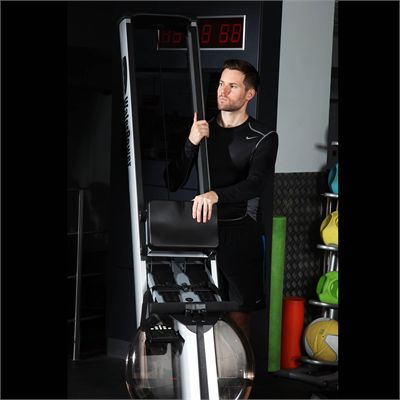 WaterRower M1 HiRise Rowing Machine - Lifestyle3