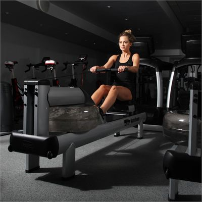 WaterRower M1 HiRise Rowing Machine - Lifestyle