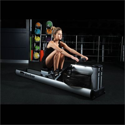 WaterRower M1 LoRise Rowing Machine - Lifestyle3
