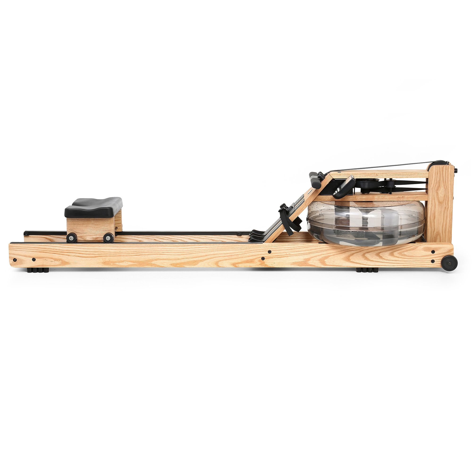 Waterrower natural rowing machine with s4 monitor - Waterrower house of cards ...