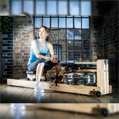 WaterRower Natural Rowing Machine With S4 Monitor - Lifestyle5
