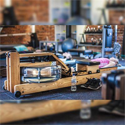 WaterRower Oxbridge Rowing Machine - Lifestyle2
