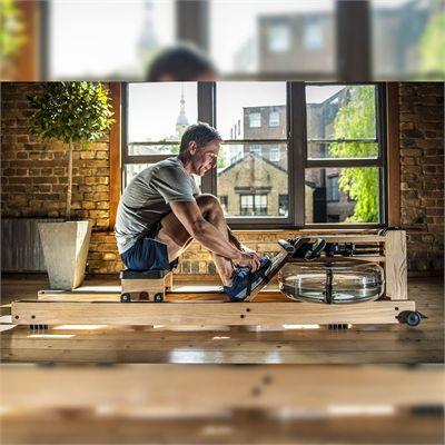WaterRower Oxbridge Rowing Machine - Lifestyle