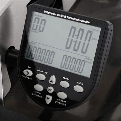 WaterRower S1 Rowing Machine - Console