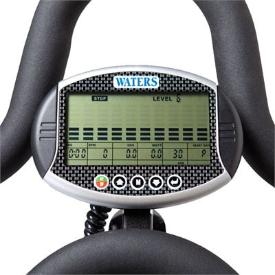 Waters Fitness Tsunami Pro Commercial Indoor Cycle - screen