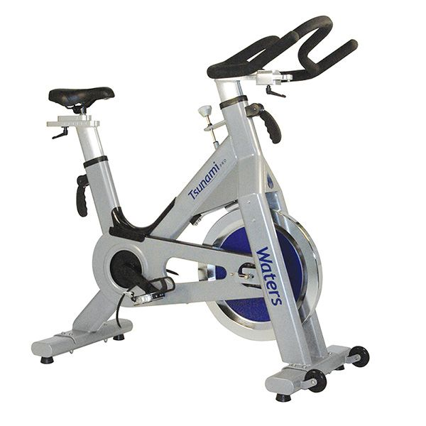 Waters Fitness Tsunami Pro Commercial Indoor Cycle