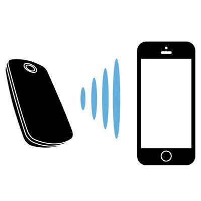 WeGo Clip Activity Tracker - Connection Mobile