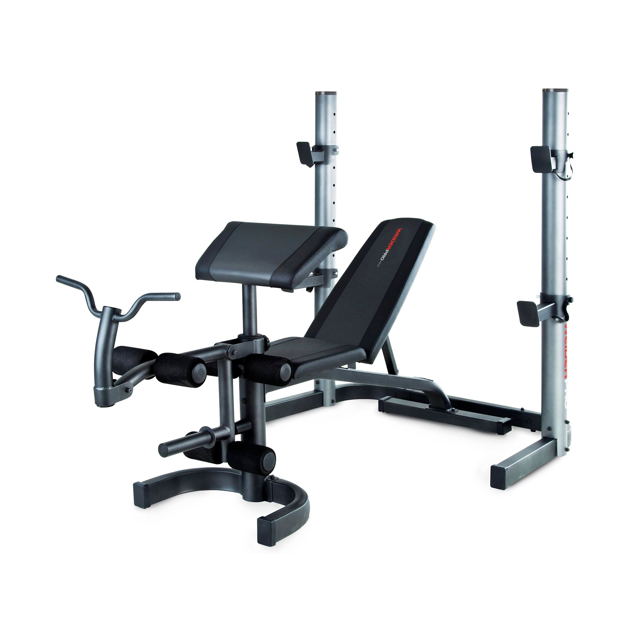 weider pro 490 dc weight bench. Black Bedroom Furniture Sets. Home Design Ideas