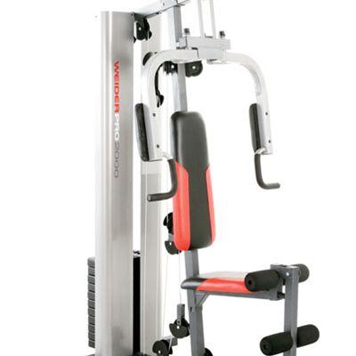 Weider Pro 2000 Multi Gym Sweatband Com