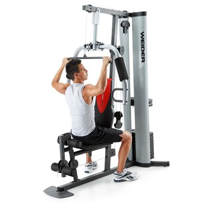 Weider 8700 Multi Gym - In Use 1