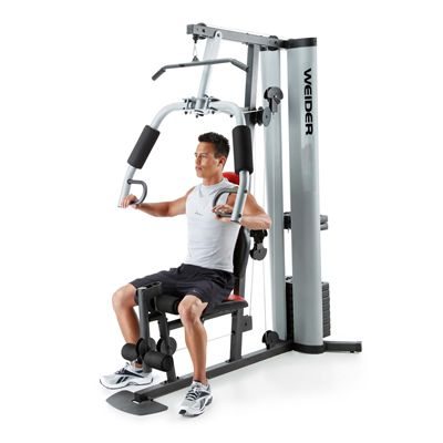 Weider 8700 Multi Gym - In Use 2
