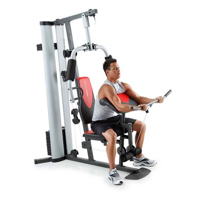 Weider 8700 Multi Gym - In Use 3