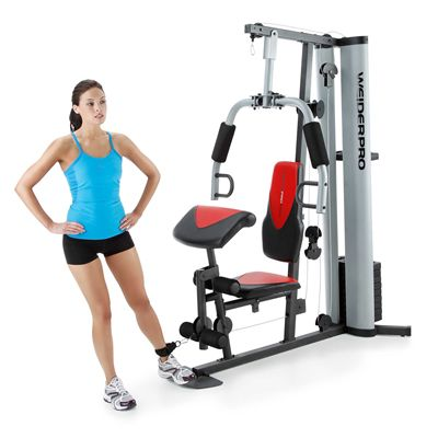 Weider 8700 Multi Gym - In Use 4