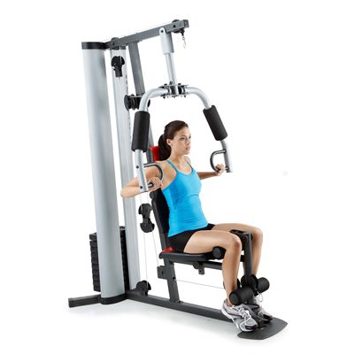 Weider 8700 Multi Gym - In Use 5